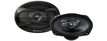 PIONEER TS-A6923IS, коаксиальные, 500Вт
